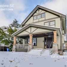 Rental info for 1249 Sigsbee SE in the Grand Rapids area