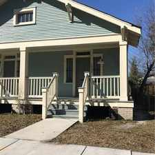 Rental info for 1334 Clouet Street in the New Orleans area