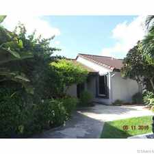 Rental info for 4860 Southwest 152nd Place #G-92 in the Kendall West area