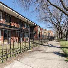 Rental info for 8640 S Ingleside Ave