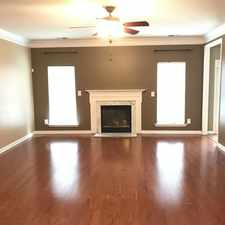 Rental info for Beautiful 3 Bedroom Home In Matthews Now in the Charlotte area