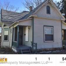 Rental info for 1308 S Emporia in the South Central area