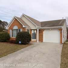 Rental info for 142 Bridle Lane in the 23603 area