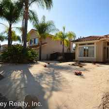 Rental info for 2338 Sawgrass St in the Rancho San Diego area