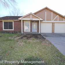 Rental info for 6826 Harpers Dr.