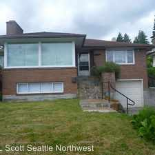 Rental info for 6815 52nd Ave. NE in the View Ridge area