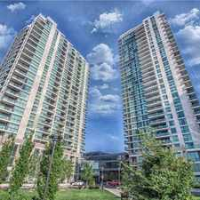 Rental info for 215 Sherway Gardens Road #2611 in the Islington-City Centre West area