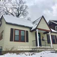 Rental info for 1246 Dickinson St. Southeast in the Grand Rapids area