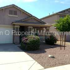 Rental info for Nice 3 bed / 2 bath, 2 car garage in Surprise!