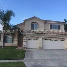 Rental info for 2371 Moonridge Circle in the Norco area