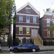 Rental info for 1523 West 18th Street #G in the Chicago area