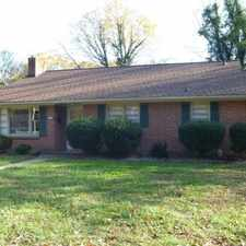 Rental info for One Bedroom in 3BR House in the Woodberry Forest area