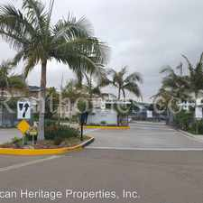 Rental info for 6967 Tradewinds Drive in the 92009 area