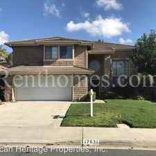 Rental info for 17631 Azucar Way