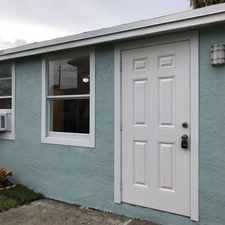 Rental info for For Rent By Owner In West Palm Beach in the Pleasant Heights area