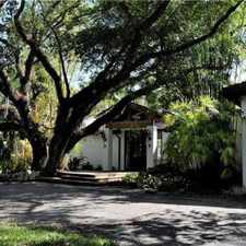 Rental info for For Rent By Owner In Coral Gables in the Pinecrest area