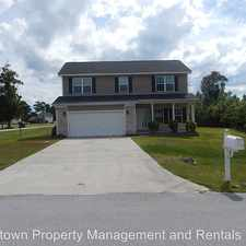 Rental info for 401 Mossy Oak Lane