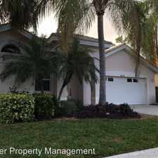 Rental info for 6115 Manchester Place