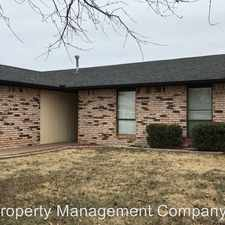 Rental info for 5602 Texoma in the Enid area
