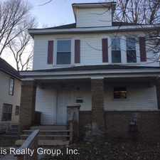 Rental info for 3550 N Illinois in the Indianapolis area
