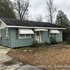 Rental info for 2865 Millerville Rd in the Baton Rouge area