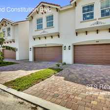 Rental info for 18101 S Tamiami Trail