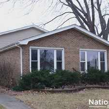 Rental info for 17819 65th Court in the Tinley Park area