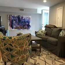 Rental info for Lamont St NW & Warder St NW in the Washington D.C. area