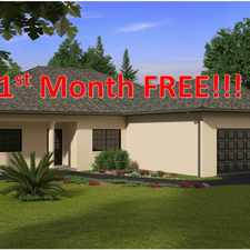Rental info for ***1st Month Free***Brand New Home