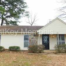 Rental info for 1280 West Kamali Cove Memphis TN 38134 in the Memphis area