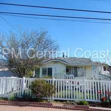 Rental info for Cute 2 Bedroom Grover Beach House with New Flooring and Paint