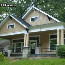 Rental info for $1350 3 bedroom House in Fulton County West End in the Atlanta area