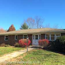 Rental info for 2 Deerview Lane in the Asheville area