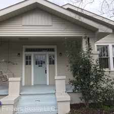 Rental info for 1031 Park Blvd. in the Baton Rouge area