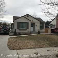 Rental info for 2678 S Filmore in the Salt Lake City area
