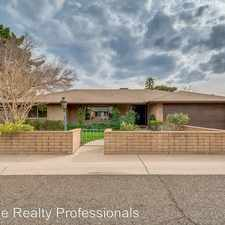 Rental info for 3437 E Meadowbrook Ave in the Phoenix area