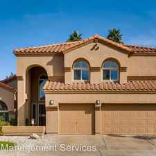 Rental info for 7032 W. Tonto Dr.