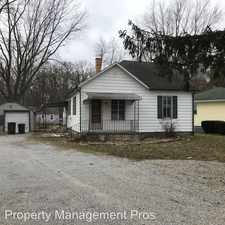Rental info for 4707 W Jefferson in the Fort Wayne area