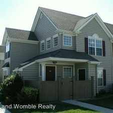 Rental info for 510 Waters Edge Lane in the Suffolk area