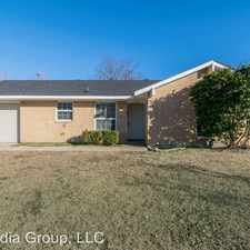 Rental info for 1906 Curtis Drive in the Garland area