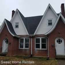 Rental info for 212 S Liberty st