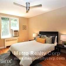 Rental info for David Gold / Metro Realty in the Boston area