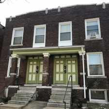 Rental info for 4922 A Wise Ave. in the St. Louis area