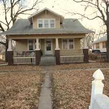 Rental info for 735 Garfield Street in the Lincoln area