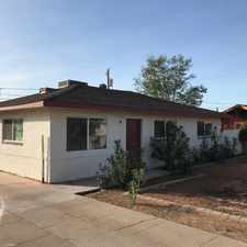 Rental info for 2739 West Rancho Drive in the Maryvale Park area