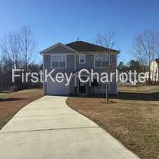 Rental info for 2129 Sebastiani Drive Charlotte NC 28214 in the Charlotte area