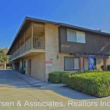 Rental info for 6012-6018 TEMPLE CITY BLVD. in the Temple City area