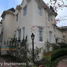 Rental info for 368-376 Perkins St. in the Oakland area
