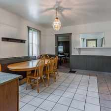 Rental info for 101 Hill Street in the 48104 area