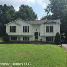 Rental info for 702 Perry Drive